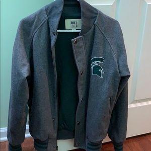 Michigan state jacket